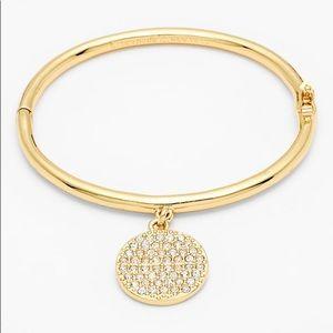 Kate spade all that glitter gold bracelet